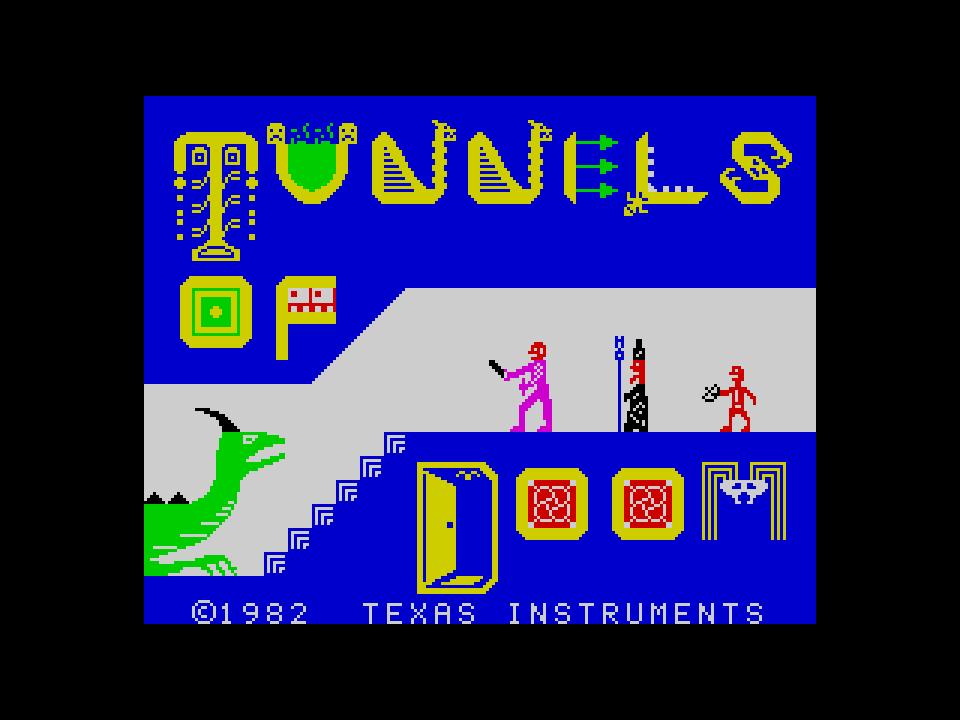 Tunnels of doom