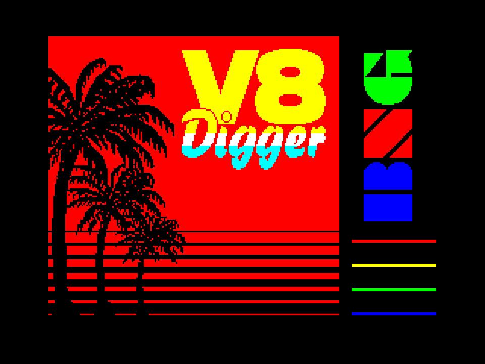 V8digger