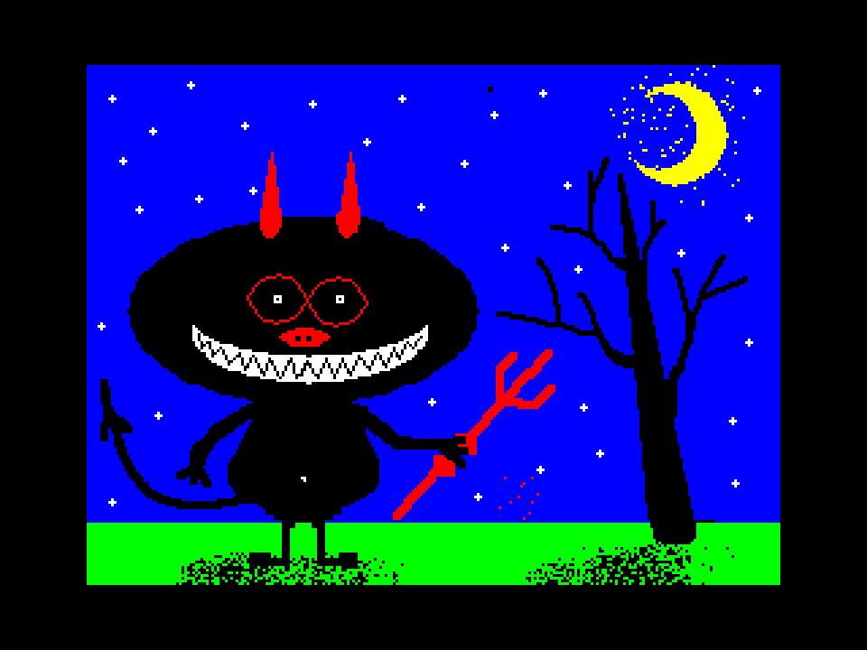 Cheshire Devil