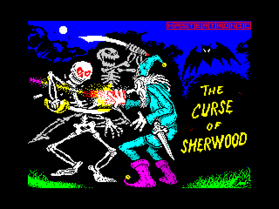 Curse of Sherwood