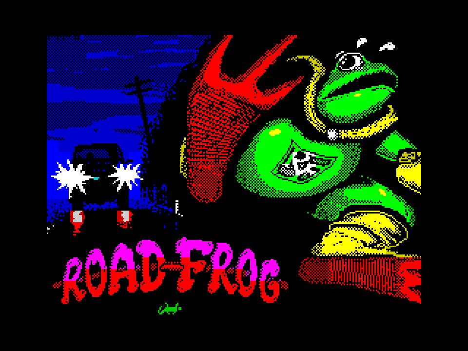 Road Frog