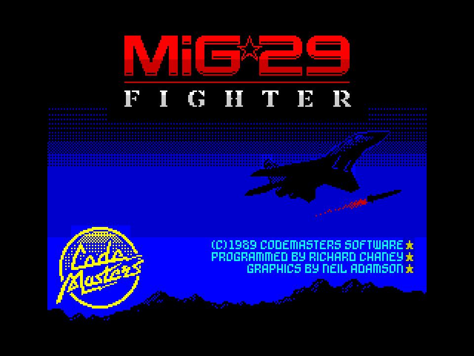 Soviet Fighter MiG 29