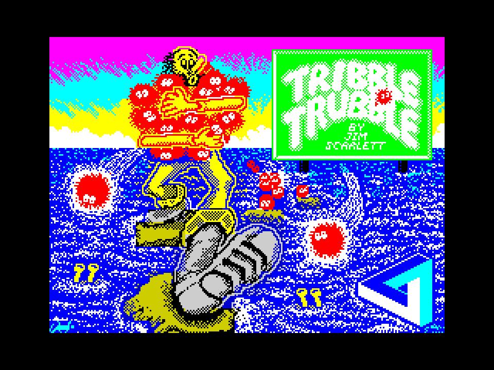 Tribble Trubble