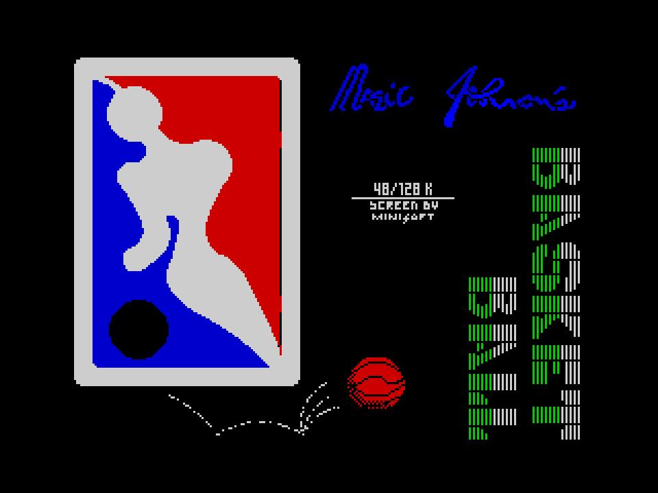 Magic Johnson's Basketball