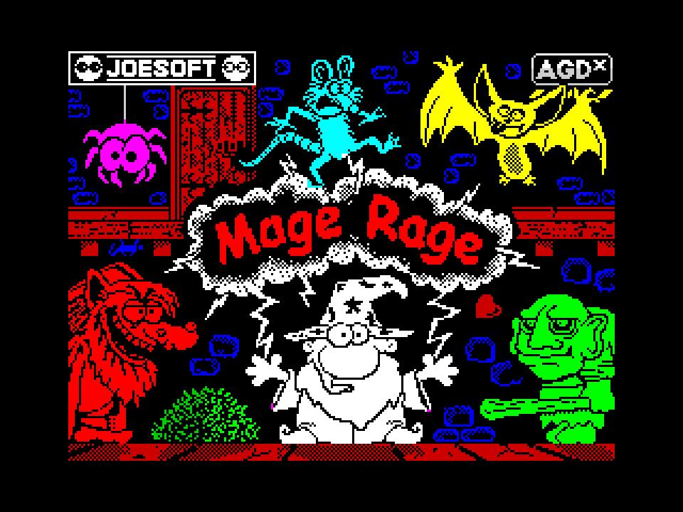 Mage Rage