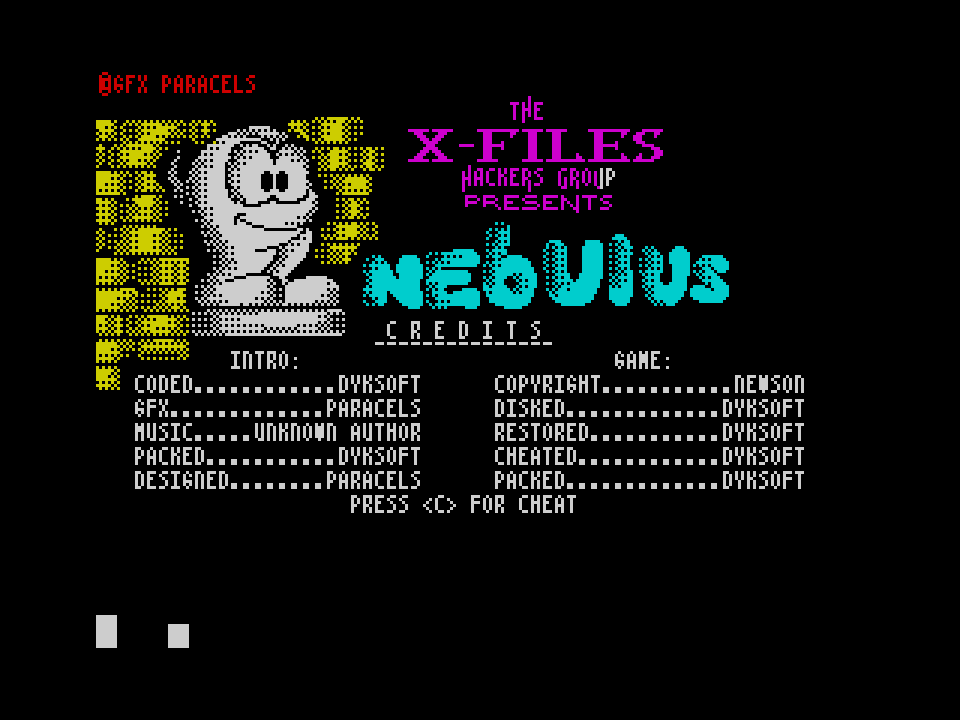 Nebulus cracktro