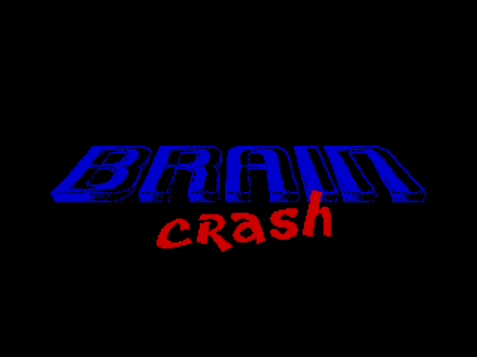 Brain Crash poster