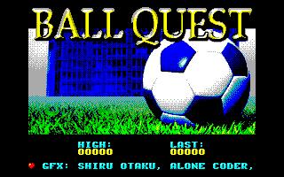 Ball quest 1 (Ball quest 1)