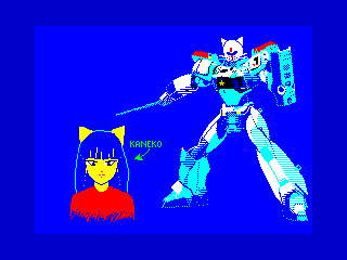 Catlabor (Patlabor fan art) (Catlabor (Patlabor fan art))