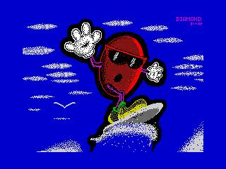 RED SPOT! (RED SPOT!)