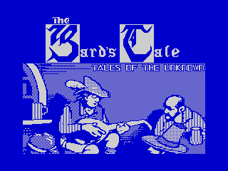 The Bard's Tale (The Bard's Tale)