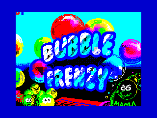 Bubble Frenzy (Bubble Frenzy)