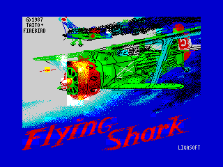 Flying Shark (Flying Shark)