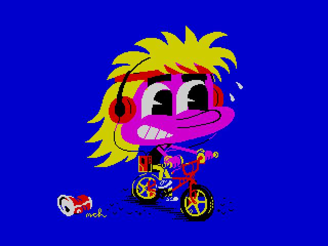 ZX 80s Kid