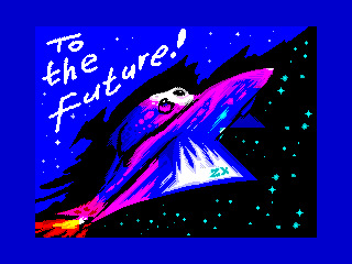 To The Future! (To The Future!)