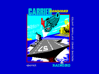 Carrier Command (Carrier Command)