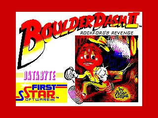 Boulder Dash II Rockford's Revenge (Boulder Dash II Rockford's Revenge)