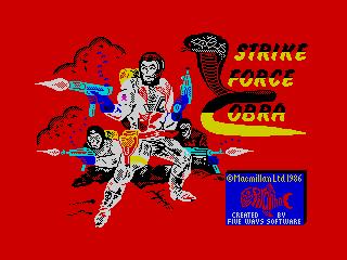 Strike Force Cobra (Strike Force Cobra)