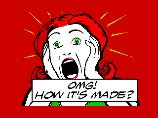 OMG! How It's Made? (OMG! How It's Made?)
