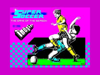 Super Soccer (Super Soccer)