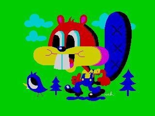 Mr Beaver (Mr Beaver)