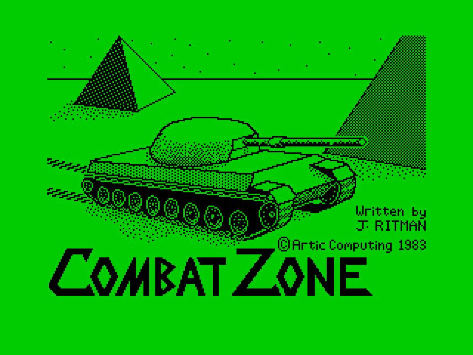 Combat Zone, 3D