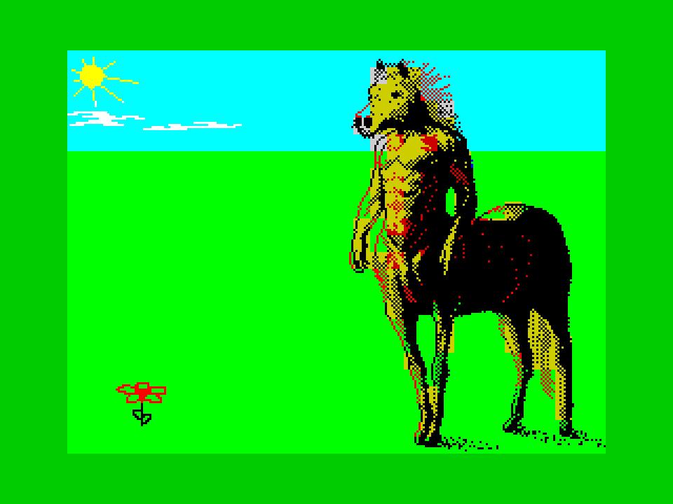 Лютый зверь коньтавр