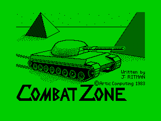 Combat Zone, 3D (Combat Zone, 3D)