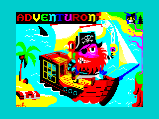 ADVENTURON pirate