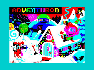 ADVENTURON house (ADVENTURON house)