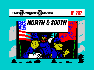 North & South (North & South)