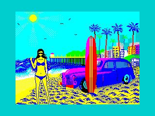 Surf Bunny Beach (Surf Bunny Beach)