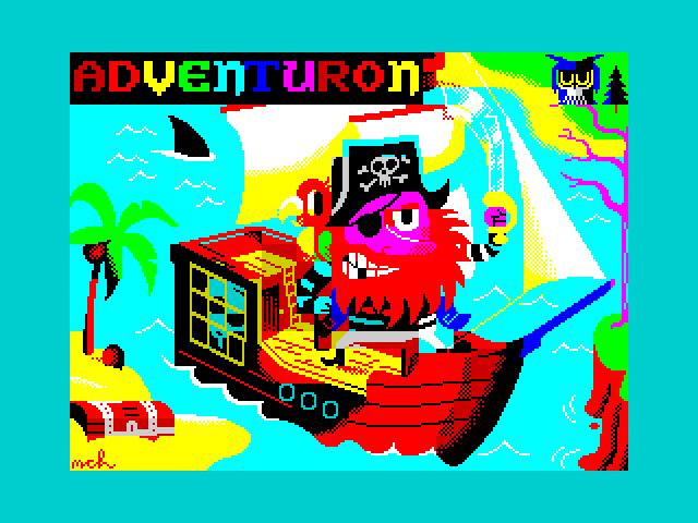 ADVENTURON pirate