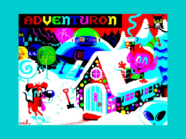 ADVENTURON house