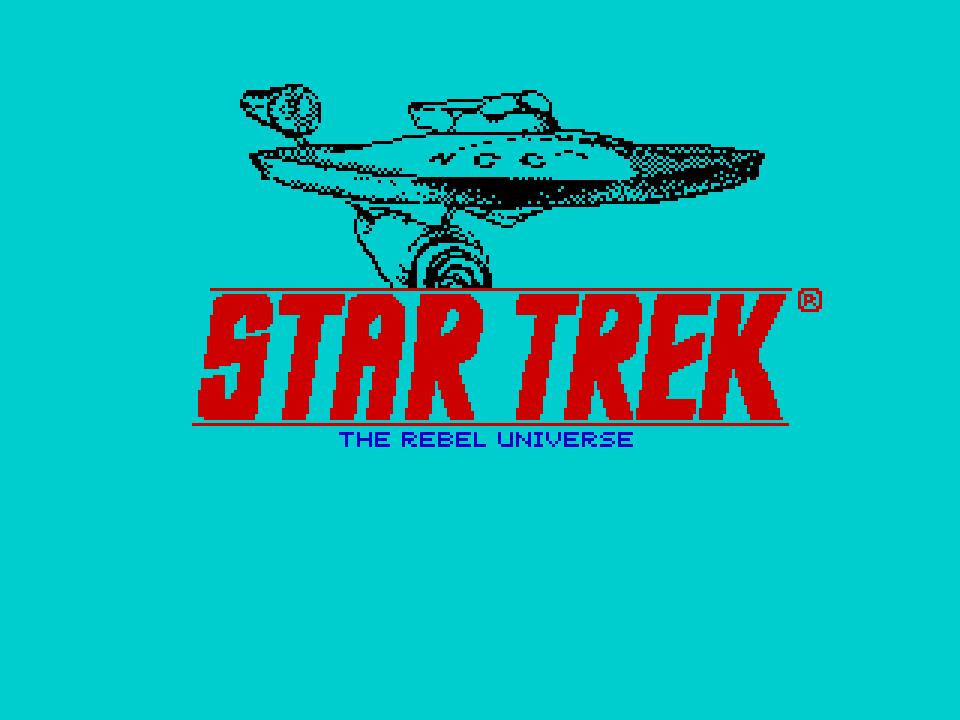Star Trek: The Rebel Universe 1