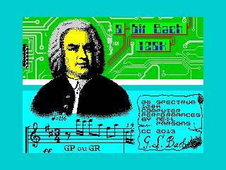 8-Bit Bach