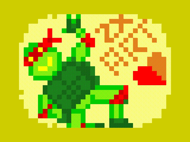 Make pizza, not war!