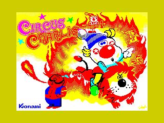 Circus Charlie (Circus Charlie)