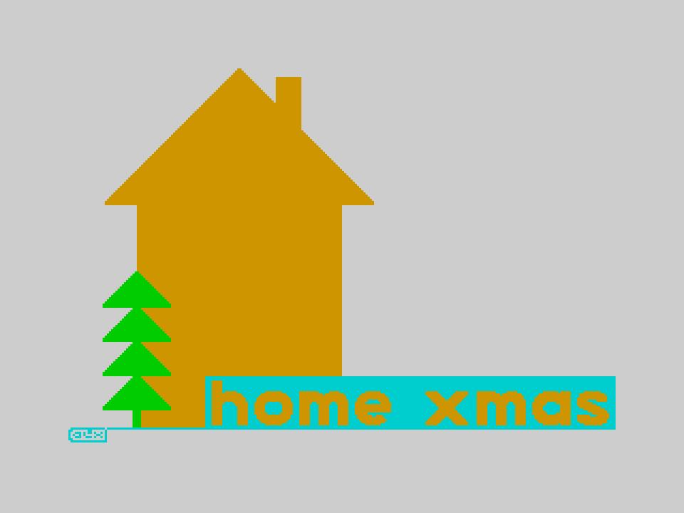 homexmas