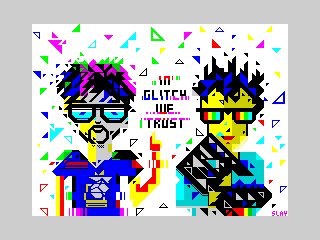 In Glitch We Trust (In Glitch We Trust)