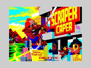 Scraper Caper (Scraper Caper)