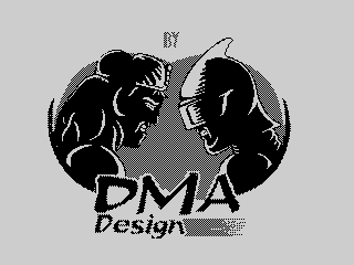 DMA Design Logo (DMA Design Logo)