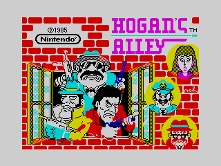 Hogan's Alley (Hogan's Alley)