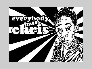 Chris (Everybody Hates Chris) (Chris (Everybody Hates Chris))