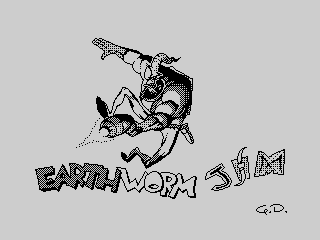 Earthworm Jim (Earthworm Jim)