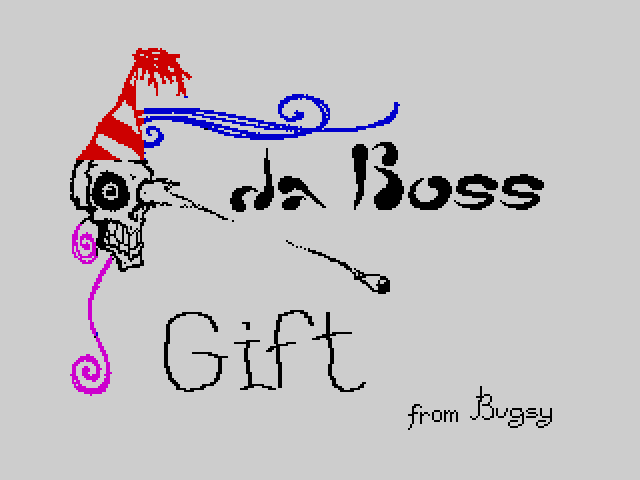da Boss Gift