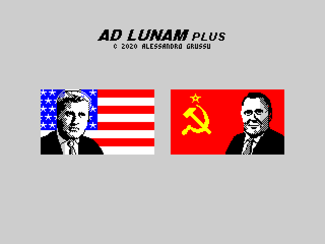 Ad Lunam Plus country selection