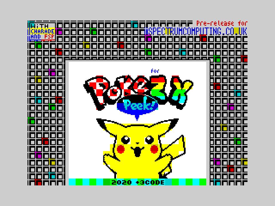 Poke for ZX