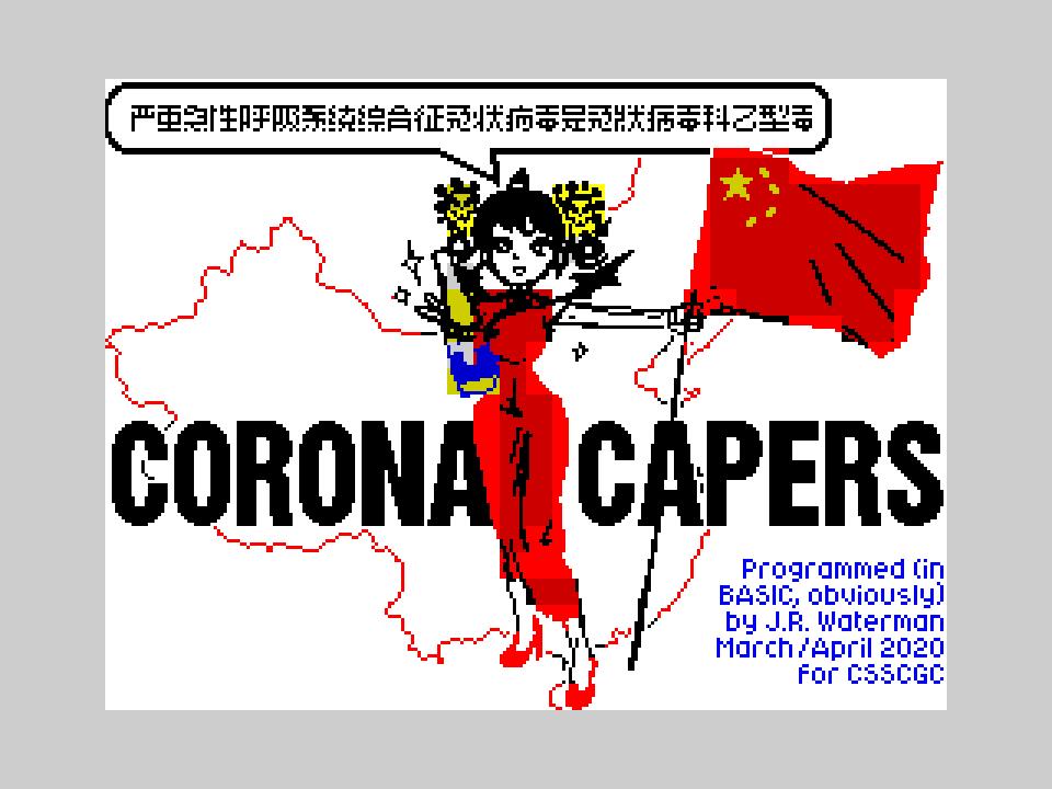 Corona Capers