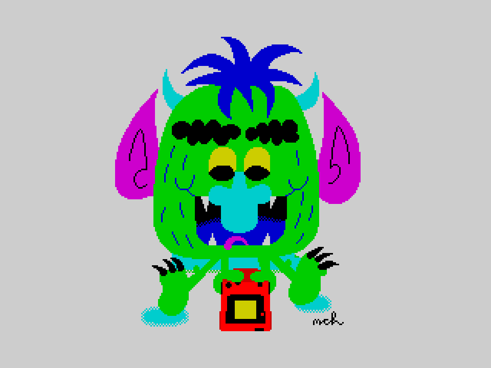 Gameboy Goblin